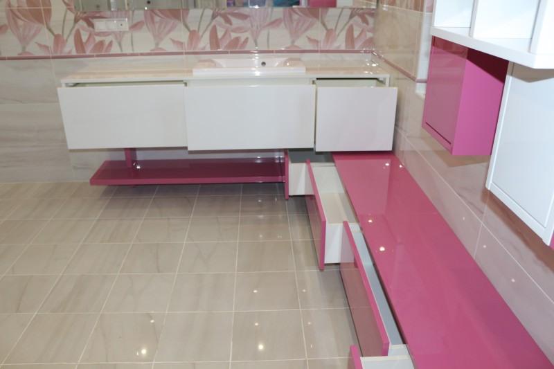 Мебель для ванной комнаты-Мебель для ванной «Модель 84»-фото13