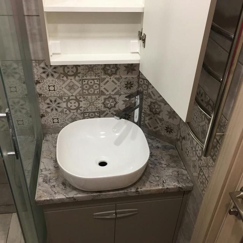 Мебель для ванной комнаты-Мебель для ванной «Модель 67»-фото2