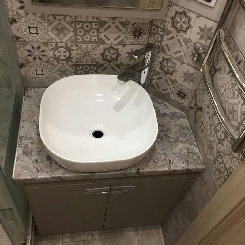 Мебель для ванной комнаты-Мебель для ванной «Модель 67»-фото3